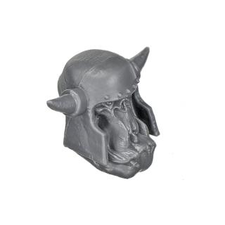 Warhammer 40K Space Orks Boyz Head D