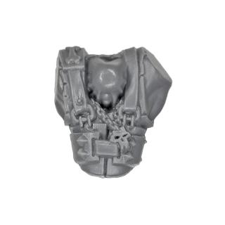 5 Ork boys torso 40k bits Warhammer 40K