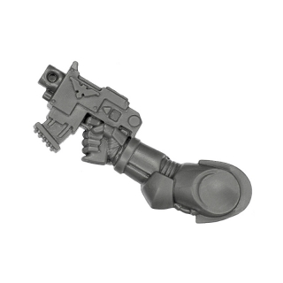 Warhammer 40k Bitz: Space Marines - Assault Squad 2015 - Weapon I - Bolt Pistol