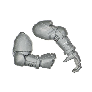 Warhammer 40k Bitz: Space Marines - Command Squad - Pair of Arms A