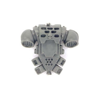 Warhammer 40k Bitz: Space Marines - Command Squad - Backpack C
