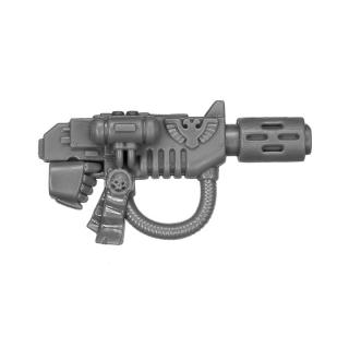 Space Marine Sternguard Veteran Squad Big Pack Kombi-Melter B