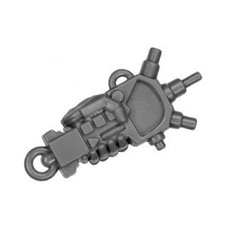 Warhammer 40k Bitz: Space Marines - Tactical Squad 2013 - Accessory B - Auspex