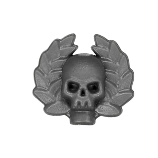 Warhammer 40k Bitz: Space Marines - Tactical Squad 2013 - Accessory S - Banner Top III