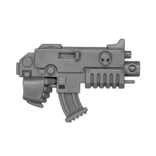Warhammer 40k Bitz: Space Marines - Tactical Squad 2013 - Weapon A - Boltgun I