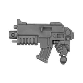 Warhammer 40k Bitz: Space Marines - Tactical Squad 2013 - Weapon E - Boltgun V