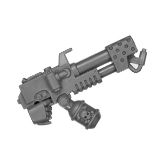 Warhammer 40k Bitz: Space Marines - Tactical Squad 2013 - Weapon M - Flamer
