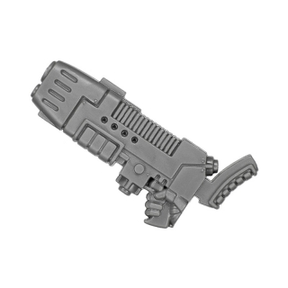 Warhammer 40k Bitz: Space Marines - Tactical Squad 2013 - Weapon T - Plasma Gun