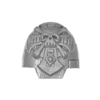 Warhammer 40k Bitz: Space Marines - Terminator Close Combat Squad - Shoulder Pad C