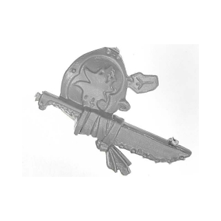 Warhammer 40k Bitz: Space Wolves Pack Accessory With Knife