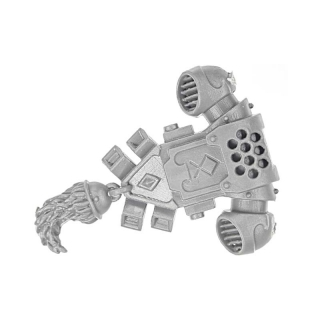 Warhammer 40k Bitz: Space Wolves - Space Wolves Pack - Backpack A