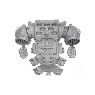 Warhammer 40k Bitz: Space Wolves - Space Wolves Pack - Backpack D