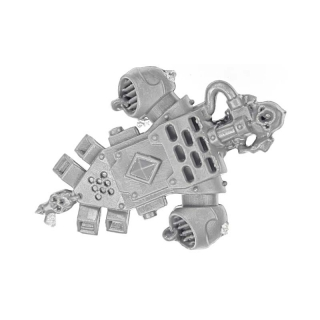 Warhammer 40k Bitz: Space Wolves - Space Wolves Rudel - Rückenmodul E