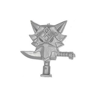 Warhammer 40k Bitz: Space Wolves - Space Wolves Pack - Backpack Icon C