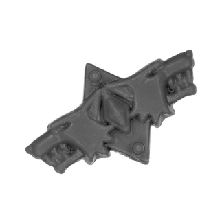 Warhammer 40k Bitz: Space Wolves - Venerable Dreadnought, Bjorn , Murderfang - Accessory G - Symbol