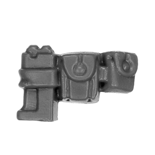 Warhammer 40k Bitz: Tau - Pathfinder Team - Accessory A - Belt Pouch, Ammunition