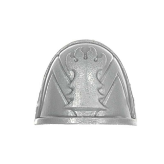 Space Wolves Pack Shoulder Pad M
