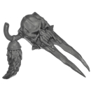 Warhammer 40k Bitz: Space Wolves - Wulfen - Waffe E1 -...