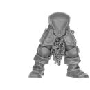Warhammer AoS Bitz: CHAOS - 008 - Khorne Bloodbound Blood Warriors - Beine A - Champion