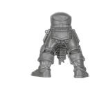 Warhammer AoS Bitz: CHAOS - 008 - Khorne Bloodbound Blood Warriors - Legs A - Champion
