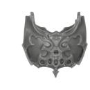 Warhammer AoS Bitz: CHAOS - 008 - Khorne Bloodbound Blood Warriors - Torso E - Front