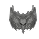 Warhammer AoS Bitz: CHAOS - 008 - Khorne Bloodbound Blood Warriors - Torso K - Front, Champion