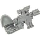 Warhammer 40k Bitz: Space Marines - Scouts - Bolt Pistol B
