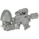 Warhammer 40k Bitz: Space Marines - Scouts - Bolt Pistol D
