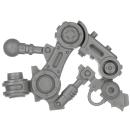 Warhammer 40k Bitz: Adeptus Mechanicus - Onager Dunecrawler - Leg B1