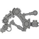 Warhammer 40k Bitz: Adeptus Mechanicus - Onager Dunecrawler - Leg C1