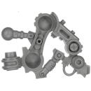 Warhammer 40k Bitz: Adeptus Mechanicus - Onager Dunecrawler - Leg D1