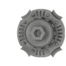 Warhammer 40k Bitz: Adeptus Mechanicus - Onager Dunecrawler - Leg G4 - Center IV