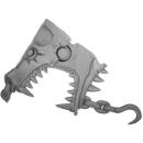 Warhammer AoS Bitz: CHAOS - 012 - Skullcrushers - Head K2...