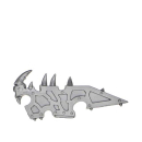 Warhammer 40k Bitz: Chaos Space Marines - Raptors/Warp Talons - Accessory C1