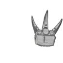 Warhammer 40k Bitz: Chaos Space Marines - Raptors/Warp Talons - Legs L2 - Claw, Left