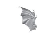 Warhammer 40k Bitz: Dark Eldar Harpyien Flügel D1 - Rechts