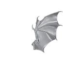 Warhammer 40k Bitz: Dark Eldar Harpyien Flügel D2 - Links
