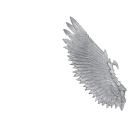 Warhammer 40k Bitz: Dark Eldar Harpyien Flügel E1 -...