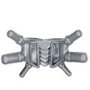 Warhammer 40k Bitz: Dark Eldar Harpyien Torso I -...