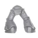 Warhammer 40k Bitz: Space Wolves - Space Wolves Pack - Legs D MKVI