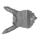 Warhammer AoS Bitz: ORRUKS - 002 - Boar Boys - Kopf I2 - Kiefer