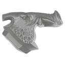 Warhammer AoS Bitz: ORRUKS - 002 - Boar Boys - Kopf K1 - Wildschwein