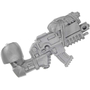 Warhammer 40k Bitz: Space Wolves - Space Wolves Rudel - Arm Mit Bolter A