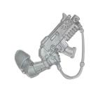 Warhammer 40k Bitz: Dark Angels - Veteranen - Waffe B1 -...