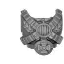 Warhammer 40k Bitz: Space Marines - Expugnatorgarde-Trupp - Torso A - Sergeant, Front