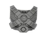 Warhammer 40k Bitz: Space Marines - Assault Squad - Torso F - Front