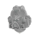 Warhammer 40k Bitz: Space Wolves - Space Wolves Pack - Head A