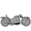 Warhammer 40K Bitz: Dark Angels - Ravenwing Command Squad - Bike B1 - Left, Frame II