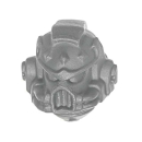 Warhammer 40k Bitz: Space Wolves - Space Wolves Pack - Head B