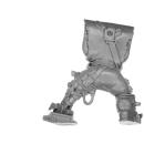 Warhammer 40k Bitz: Orks - Flash Gitz - Torso D - Back IV